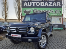 Mercedes-Benz G320 155KW   TOP STAV