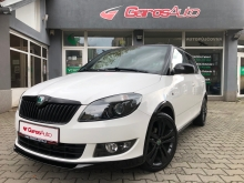 Škoda Fabia 1,6 TDI MONTE CARLO