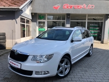 Škoda Superb 2,0 125KW Panorama