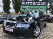 Škoda Octavia 1.8i Turbo RS 132KW
