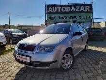 Škoda Fabia 1,9 TDI 74 KW KŮŽE
