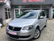 Volkswagen Touran, 1,4 TSI 103 KW