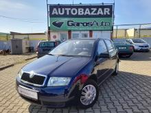 Škoda Fabia 1,4 44 KW MPI klimatizace