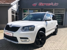Škoda Yeti 1,4 TSI 90KW Facelift