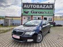 Škoda Superb, 1.9 TDI PD DPF GreenLine