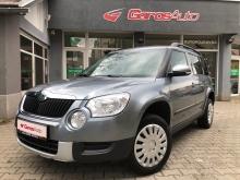 Škoda Yeti 2,0 TDI 81KW