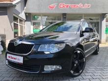 Škoda Superb, Combi Webasto 125 KW