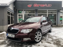 Škoda Superb 2.0TDI 125KW 4x4