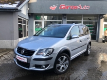 Volkswagen Touran Cross 1,4 TSI 103 KW