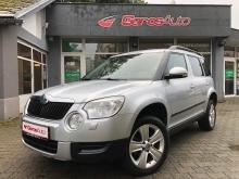 Škoda Yeti 2,0 TDI 103kW